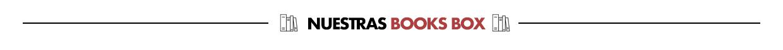 Nuestras Books Box